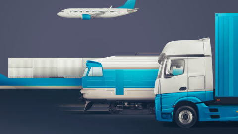 Supply Chain, Logistics, and Transportation Cover Image