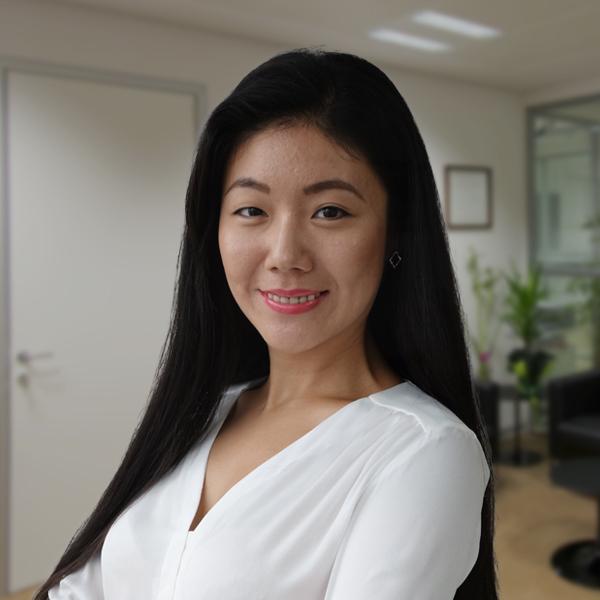 Ceci Wang Consultant Photo