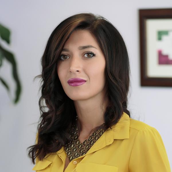 Elena Rusanova Consultant Photo