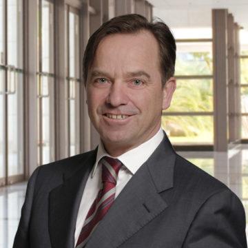 Prof. Gerold Frick Photo