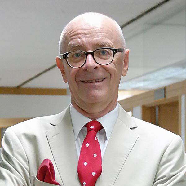 Hans-Bernhard Merforth Consultant Photo