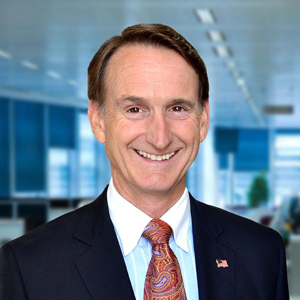 Paul K. Herrerias, Executive Search Consultant