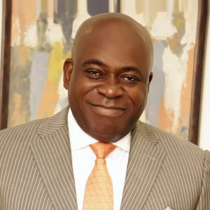 Tony Onwu, Executive Search Consultant