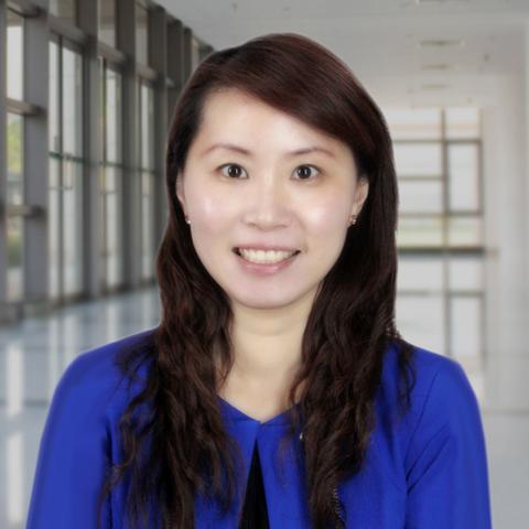 Michelle Chen Consultant Photo