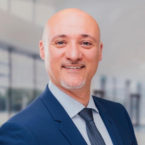 Pier Paolo Perrone Consultant Photo