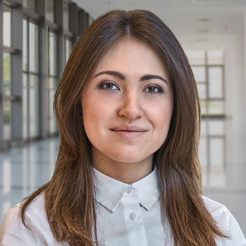 Svetlana Kozhokhina Consultant Photo