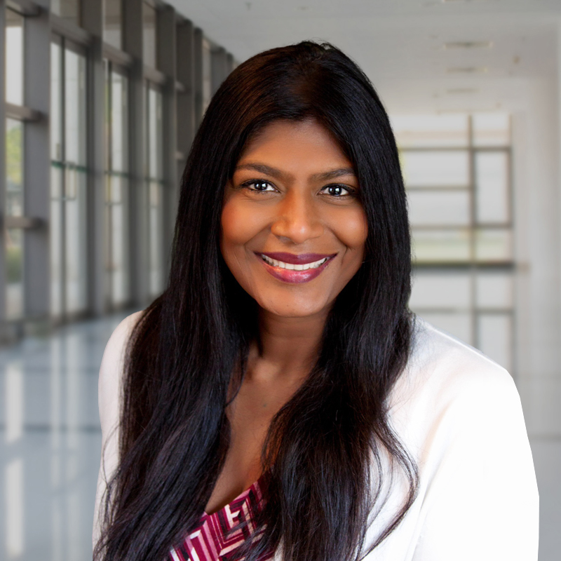 Sandhya Johnson, Ph.D. Consultant Photo